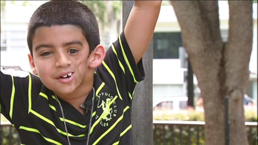 As a boy struggles with a rare skin disease, his insurance refuses to pay for the surgery that could stop its progression.