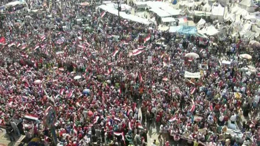 Former U.N. ambassador reacts to turmoil surrounding President Morsi