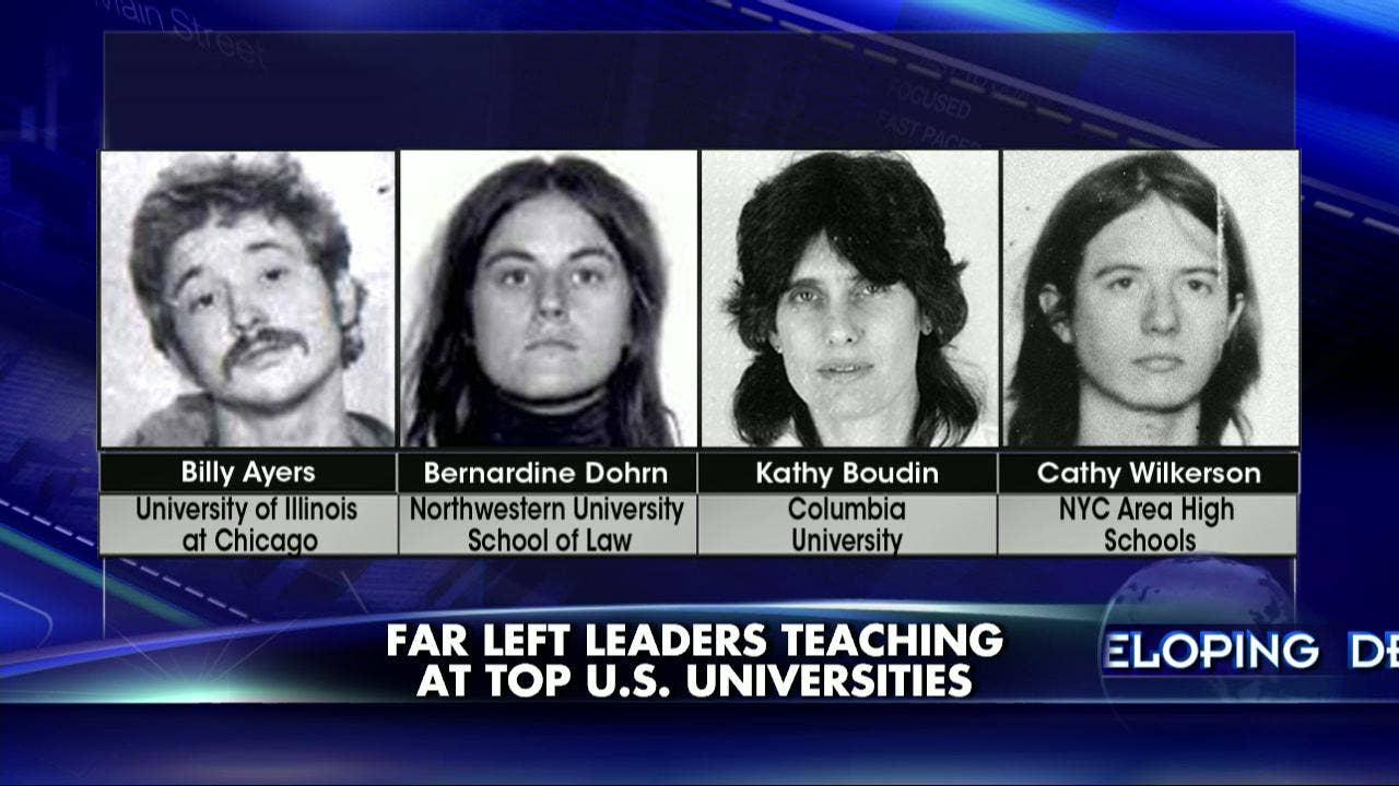 Fox Auto Group >> Former Weather Underground members teaching at top universities  Latest News Videos   Fox News