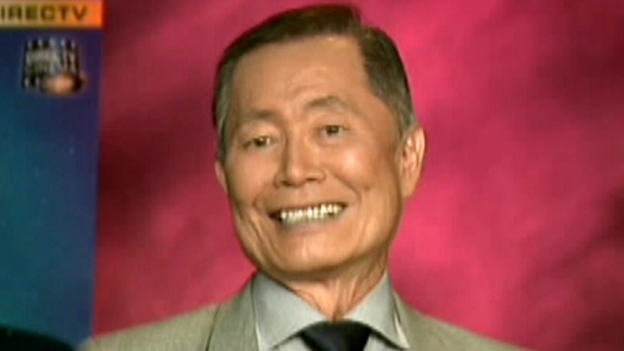 Actor George Takei discusses his life, from Japanese internment camps to the deck of the Starship Enterprise