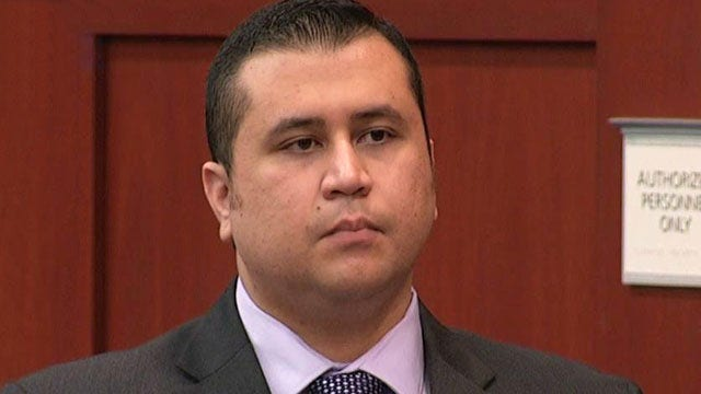 Are Zimmerman's school records relevant to case?