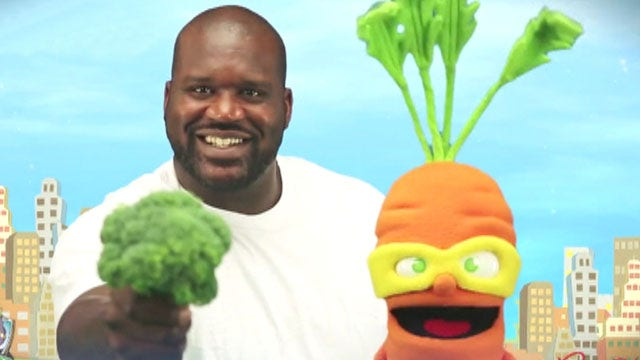 Super Sprowtz wants kids to eat healthy