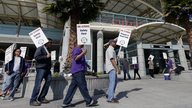 Strike still stalling San Francisco