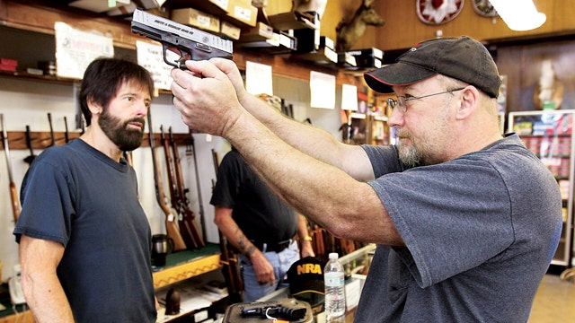 Gun restrictions law tightened by governor