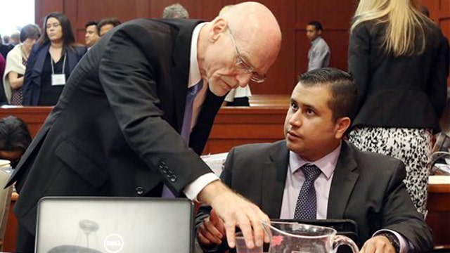 Should Zimmerman's criminal-justice background matter?
