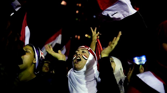 Expert: Egypt has some 'rough days' ahead