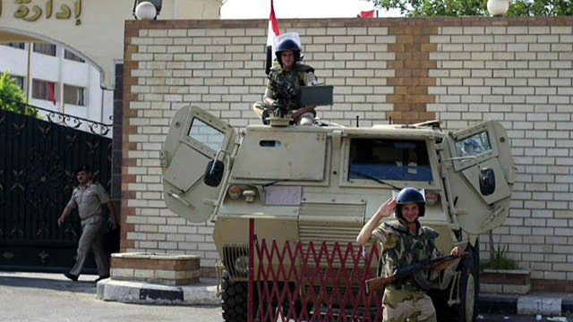 How should US react to Egypt's crisis?