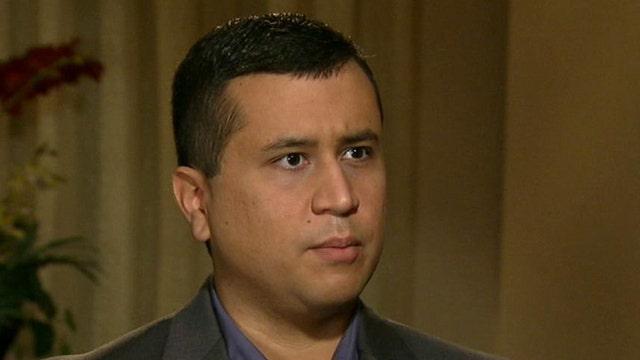 Zimmerman doesn't regret carrying gun: 'All God's plan'