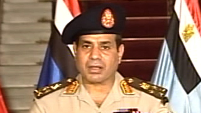 Egypt's army attempts to speed up democratic process