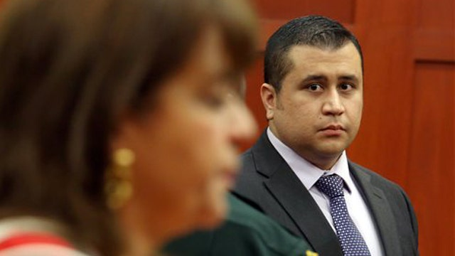 Zimmerman trial: Day 18 - What DNA evidence shows