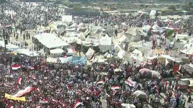 Will Morsi let go of power?
