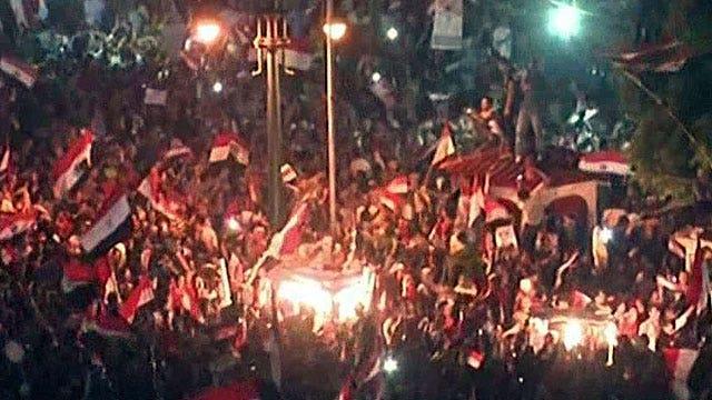 Military tells Morsi he is no longer president