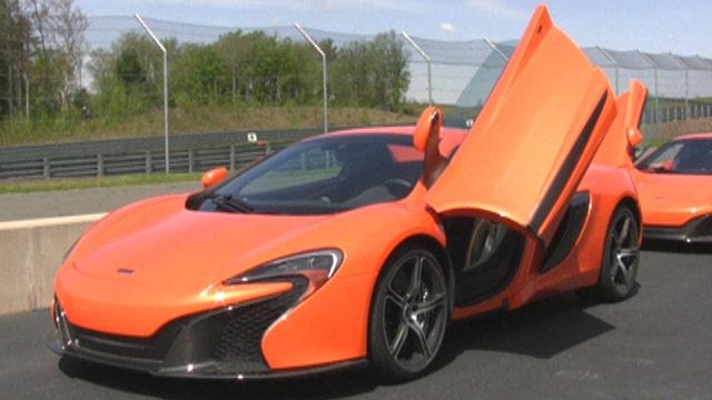 McLaren's Supercar Sequel