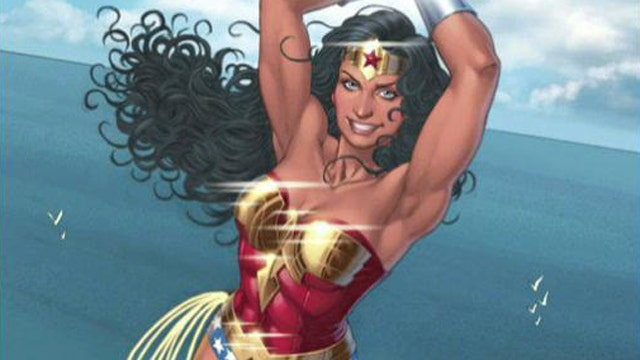 New Wonder Woman artist doesn't want her to be feminist