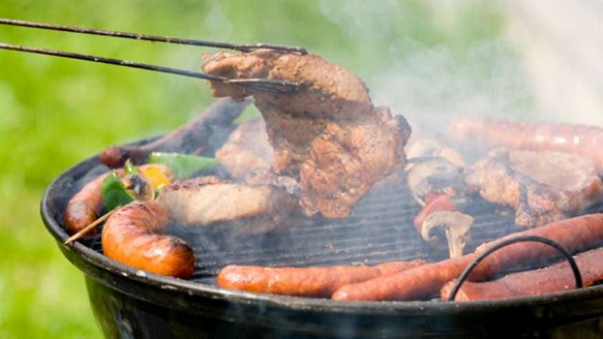Nothing says summer like outdoor barbeques, but they can also put us at risk for food-borne illness.  We get tips from USDA experts on how to stay safe