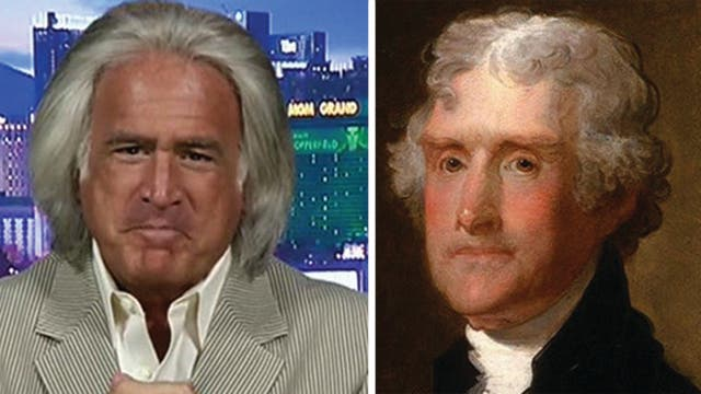 Bob Massi answers Declaration of Independence questions