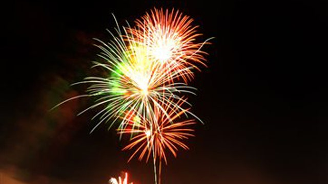 Budget cuts force military bases to cancel fireworks