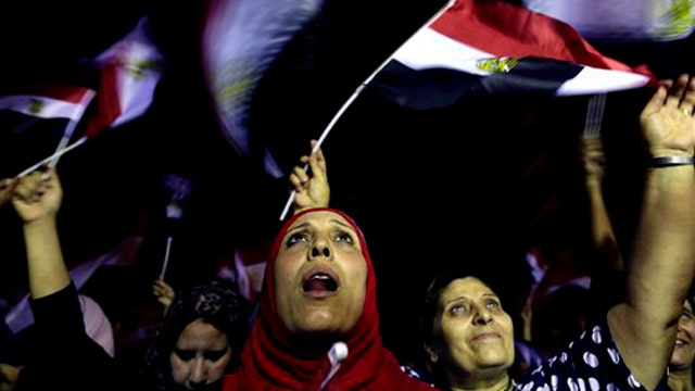 What does Egypt's coup mean for the US?