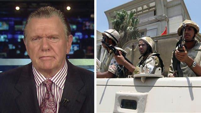 Ret. Gen. Keane: US should help 'steer' Egypt's transition
