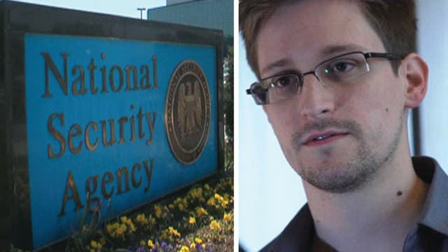 Edward Snowden still running from the law