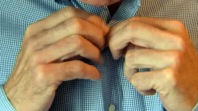 Magnetic shirts offer independence to disabled