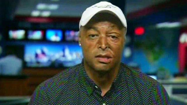 War hero J.R. Martinez on impact of VA scandal
