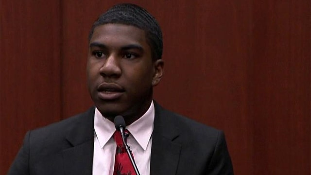 Trayvon Martin's brother testifies in Zimmerman trial