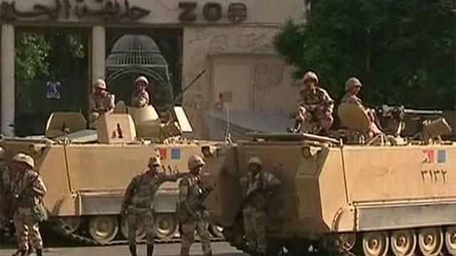 'Day of Rejection': Morsi supporters vow retaliation