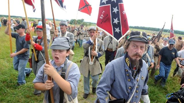 America celebrates the legacy of Gettysburg