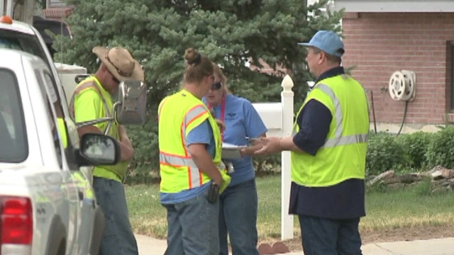 Residents of CO town face day three of water worries