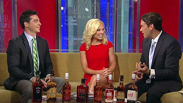 Made in America: Bourbon whiskey's booming business