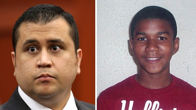 The lives of George Zimmerman, Trayvon Martin