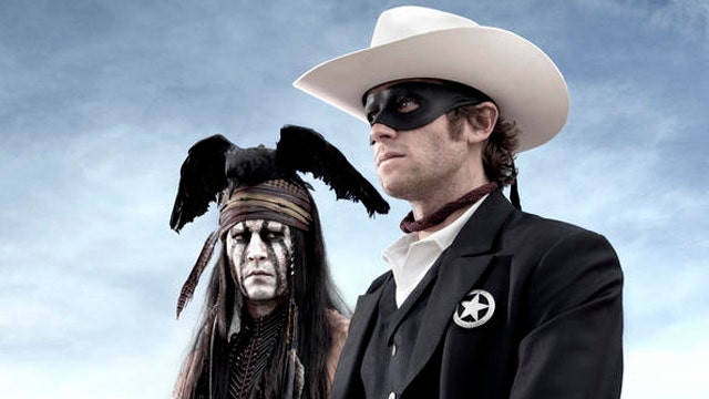 Hollywood Nation: 'Lone Ranger' a bust?