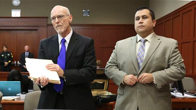 Body language and lie detecting in Zimmerman trial