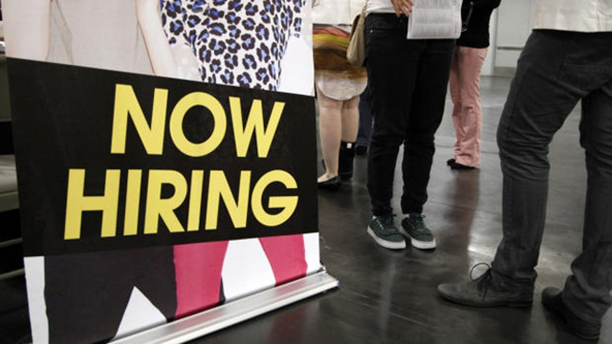 Economy adds jobs in second half of 2013