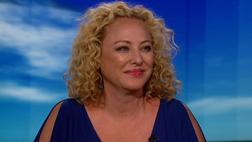 Hot flashes and mood swings are common side effects of menopause.  But there is another one that women aren't talking about called dyspareunia or painful sex.  Actress Virginia Madsen helps women find the words with a new campaign