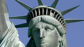 New exhibits in New York City allow guest to see the Statue of Liberty in greater detail