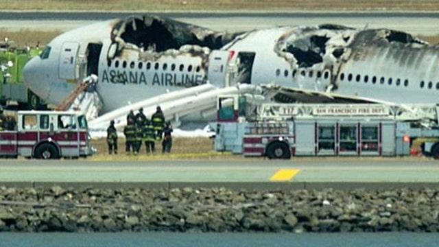 Eyewitness account of the Boeing 777 crash