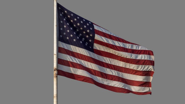 The importance of the American flag