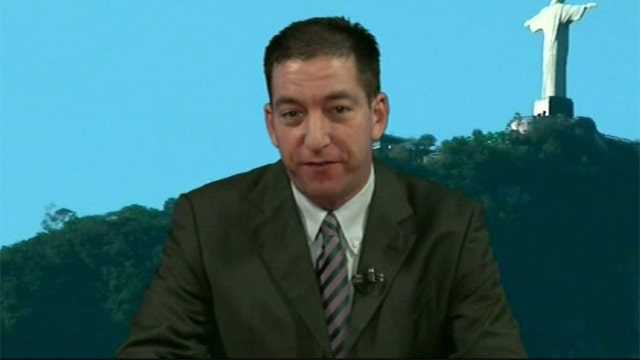 Why did Greenwald expose the NSA leak story?