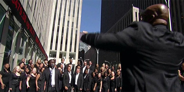 After the Show Show: Brooklyn Tabernacle Choir