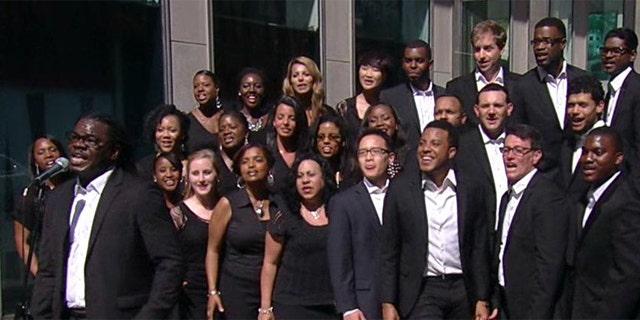 Brooklyn Tabernacle Choir's inspirational sound
