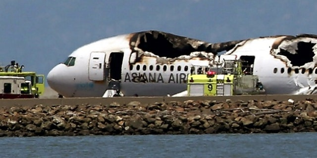 Key to solving Asiana Airlines crash