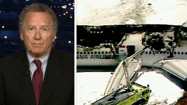 What went wrong with Asiana Airlines Flight 214?