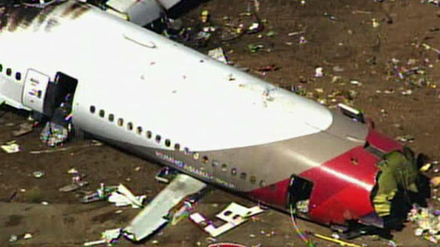 NTSB chair: We're doing as much, as quickly, as possible