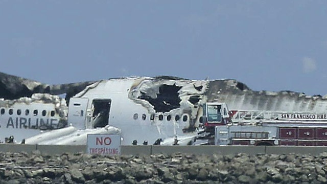 Asiana Airlines plane crash from a pilot's POV