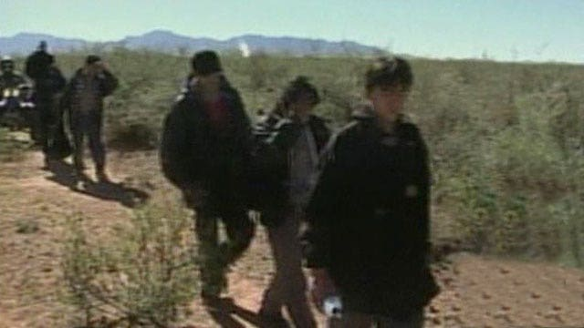 Drug cartels exploiting illegal immigration crisis?
