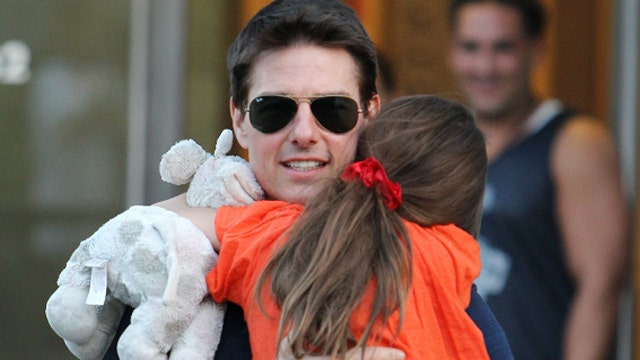 Protecting celebrity kids from paparazzi