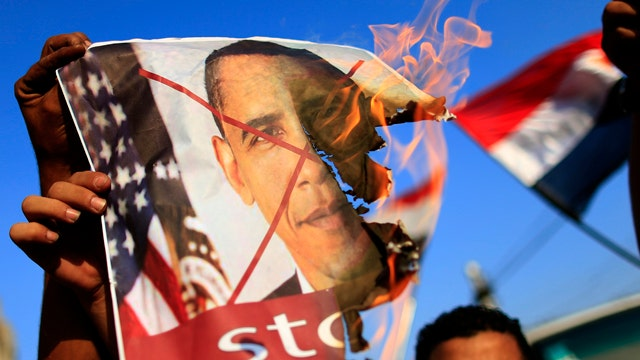 Obama's foreign policy fumbles in Egypt