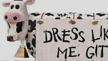 Chick-fil-A's Cow Appreciation Day Contest